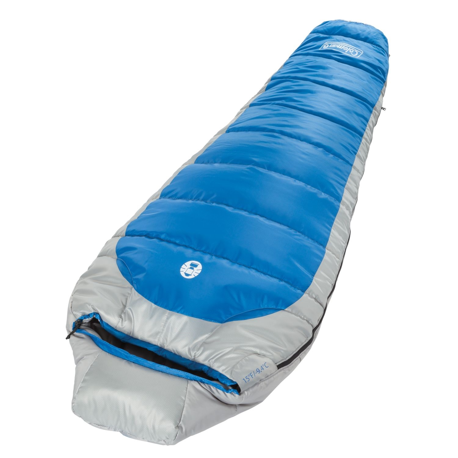 Coleman Silverton 15 Degree Tall Mummy Sleeping Bag