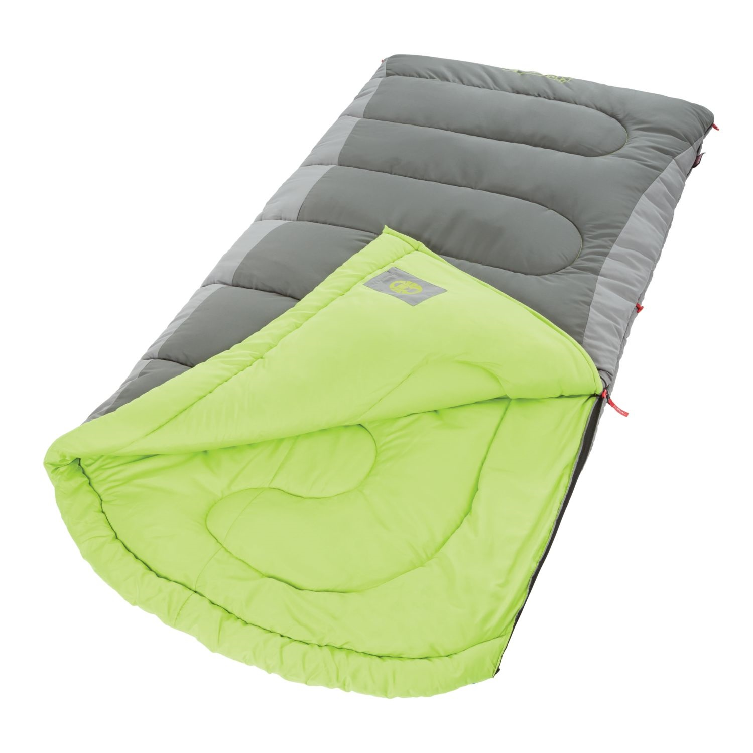 How to roll Coleman Big Game sleeping bag with