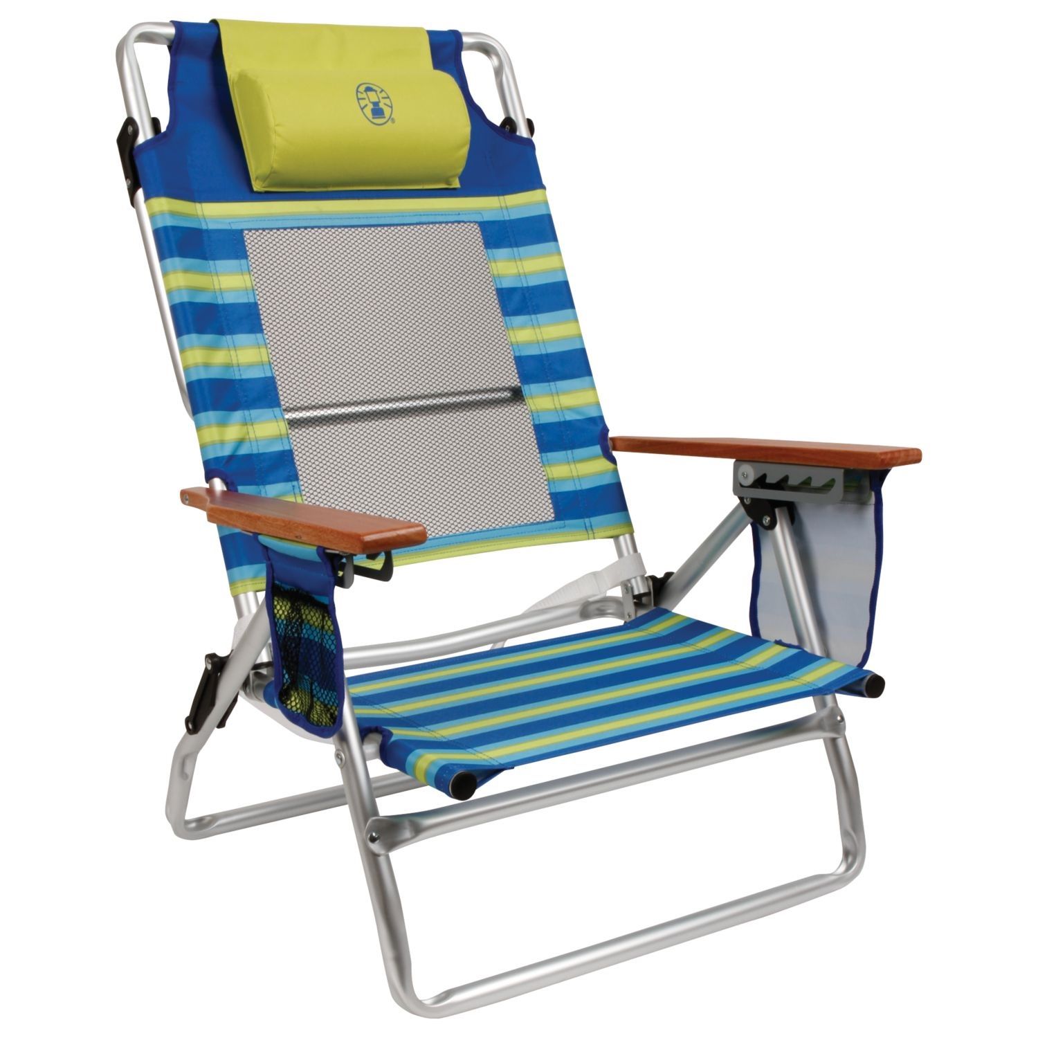Coleman Beach Utopia Breeze Deluxe Recliner Chair Mango