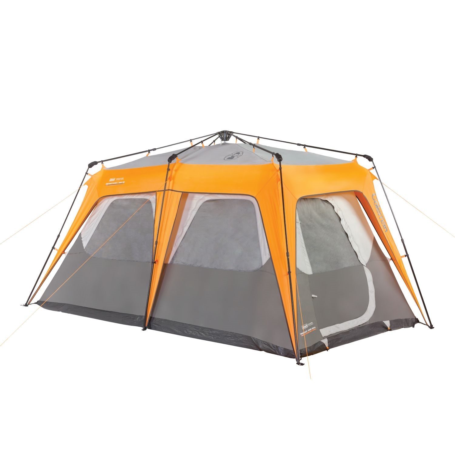 Instant Tent Shelter : Coleman shelter tent instant for person signature