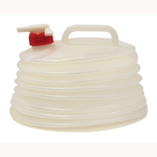 Coleman 4 Gallon Expandable Water Carrier White 2000016366