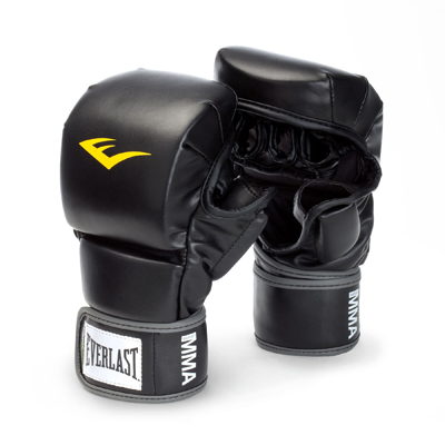 Everlast Striking Training Gloves Large/ X-Large Black