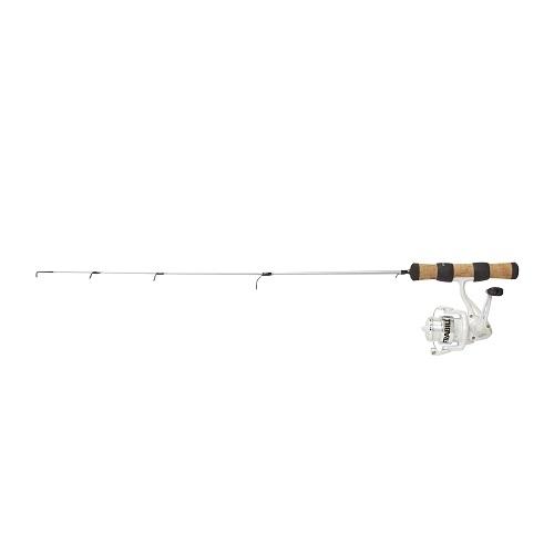 Frabill njord spinning reel fishing combo 22 ultra light for Frabill ice fishing rods