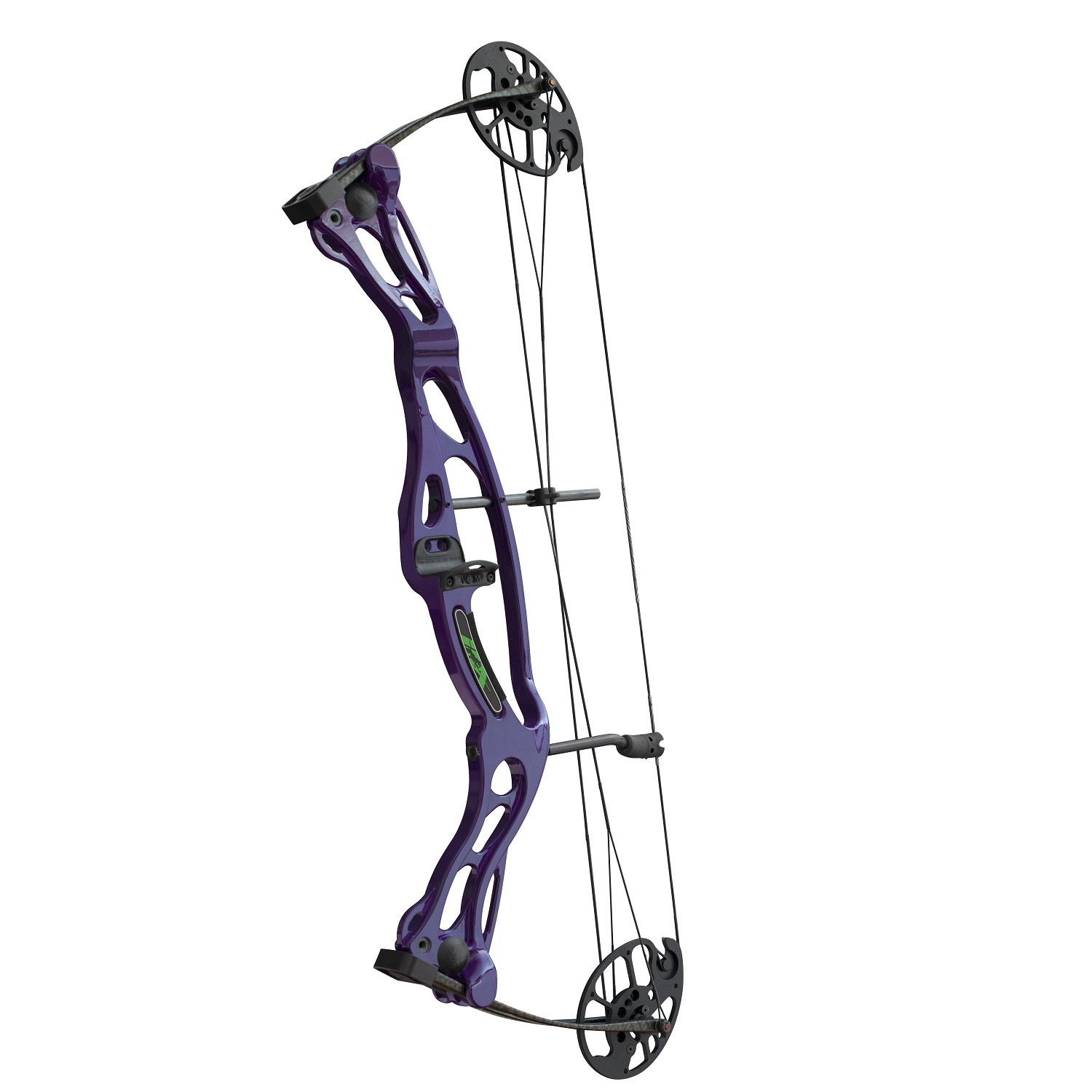 Martin Archery Krypton SE Purple 70# RH Compound Bow Pkg