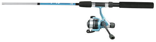 Okuma Steeler B Series Spin Combo 5ft 6in 2pc Med Blue