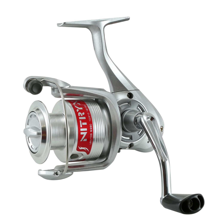 Okuma nitryx spinning reels nx55 for Okuma fishing reels