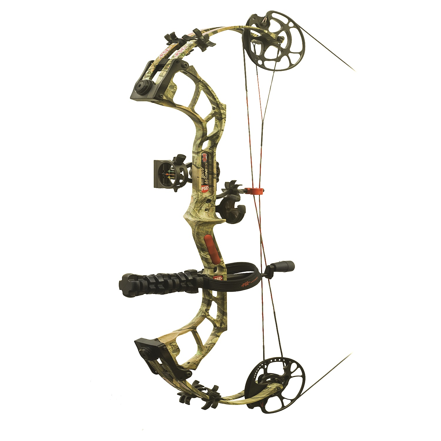 PSE Ready To Shoot Bow Madness 32 Break-Up Infinity 60# LH