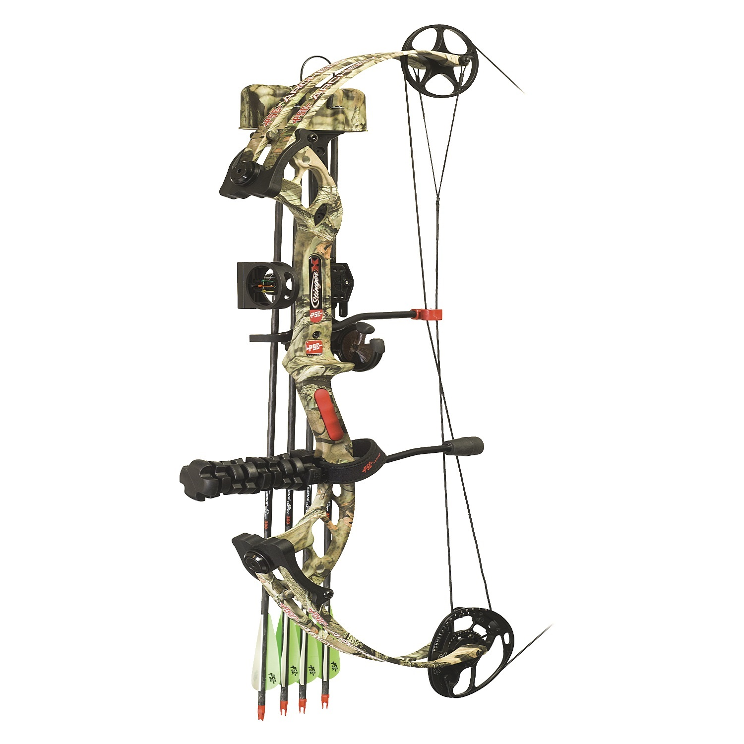 PSE Ready To Shoot Stinger X Bow LH Break-Up Infinity 70#