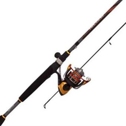 Zebco quantum hellcat spin rod and reel combo hc40701mh 7 39 0 for Walmart fishing combos