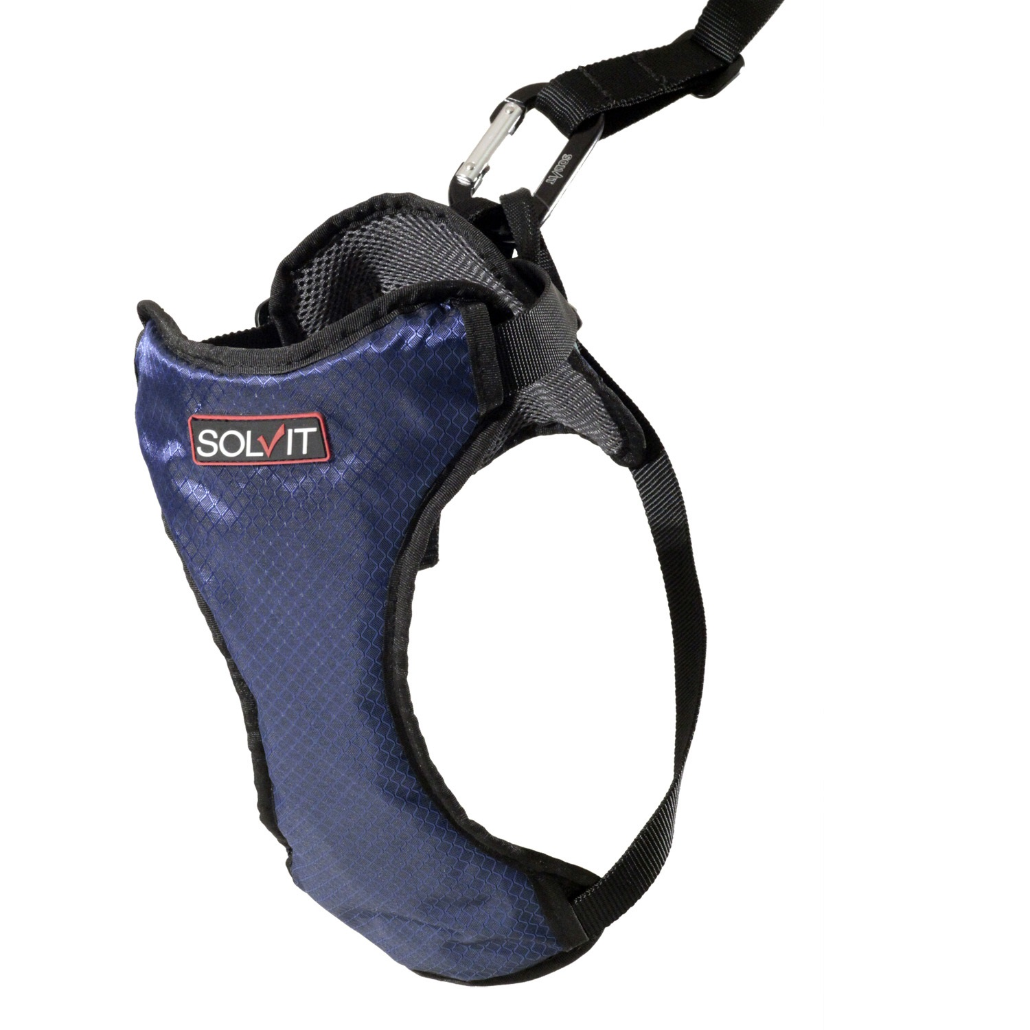 Solvit Deluxe Vehicle Safety Harness Large
