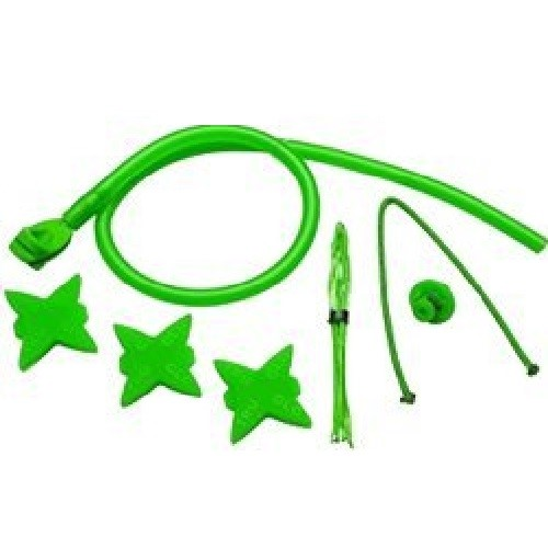 TruGlo Bow Accessory Kit Green TG601E