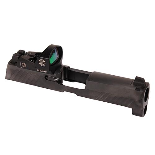 Sig Sauer Slide Assembly SLIDE ASSY,P320 COMPACT,9mm,CONTRAST,RX  SLIDE-320C-9-B-RX