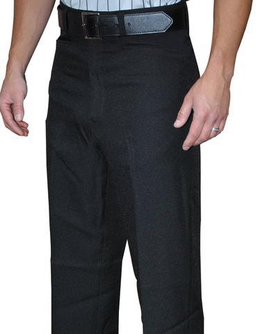 Smitty 100% Polyester Offical Pants Flat Front with Belt Loops - Size 34