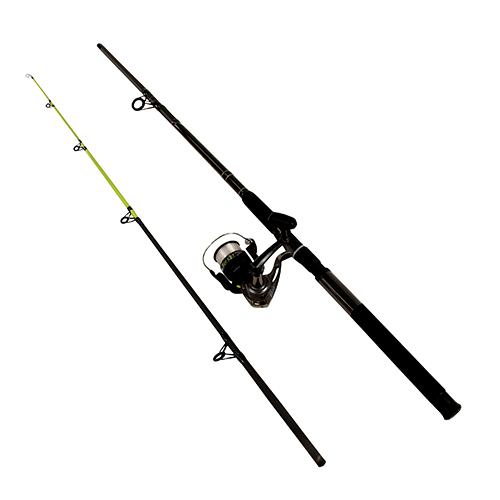 Zebco / Quantum Big Cat Spinning Combo BIG CAT 60/902MH SPIN COMBO