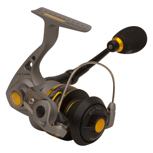 Zebco / Quantum Lethal Spinning Reel Fin Nor Lethal 30sz Spin Reel