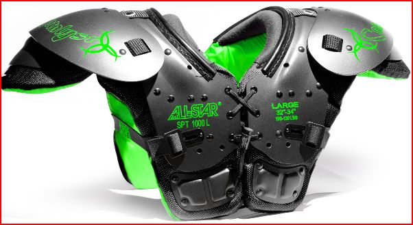 All Star Spt1 Youth Catalyst Shoulder Pads