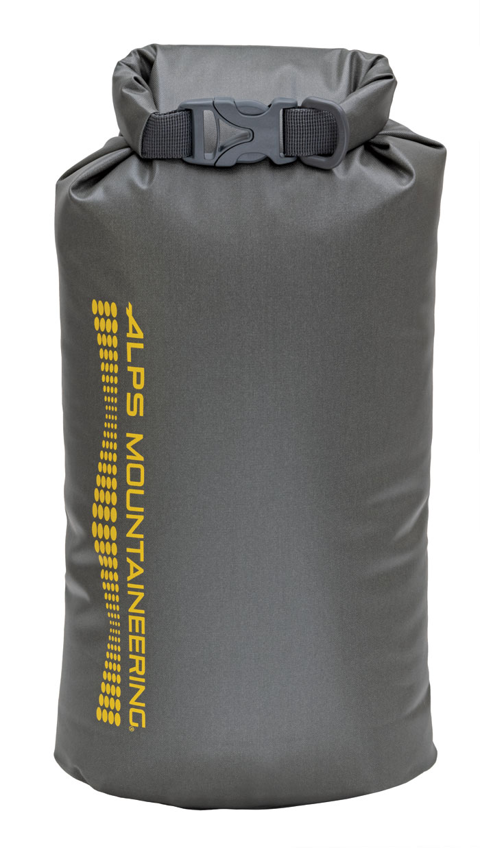 Alps Mountaineering Dry Passage 50L Series Dry Bags Charcoal