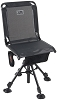 ALPS OutdoorZ Roost Black Chair