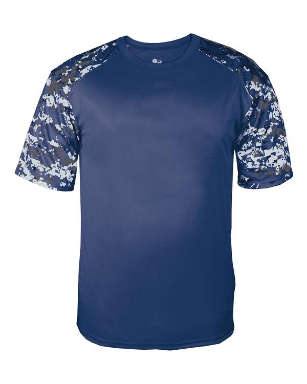 Badger Sport Digital Youth Tee Shirt