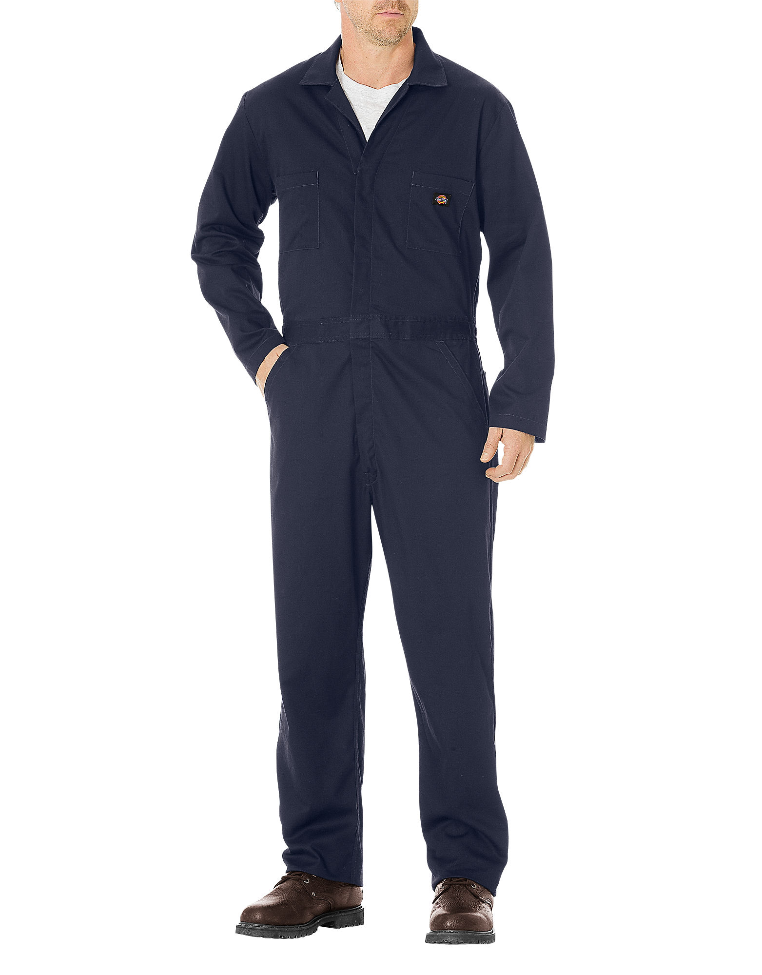 Dickies Mens Basic Cotton Coverall