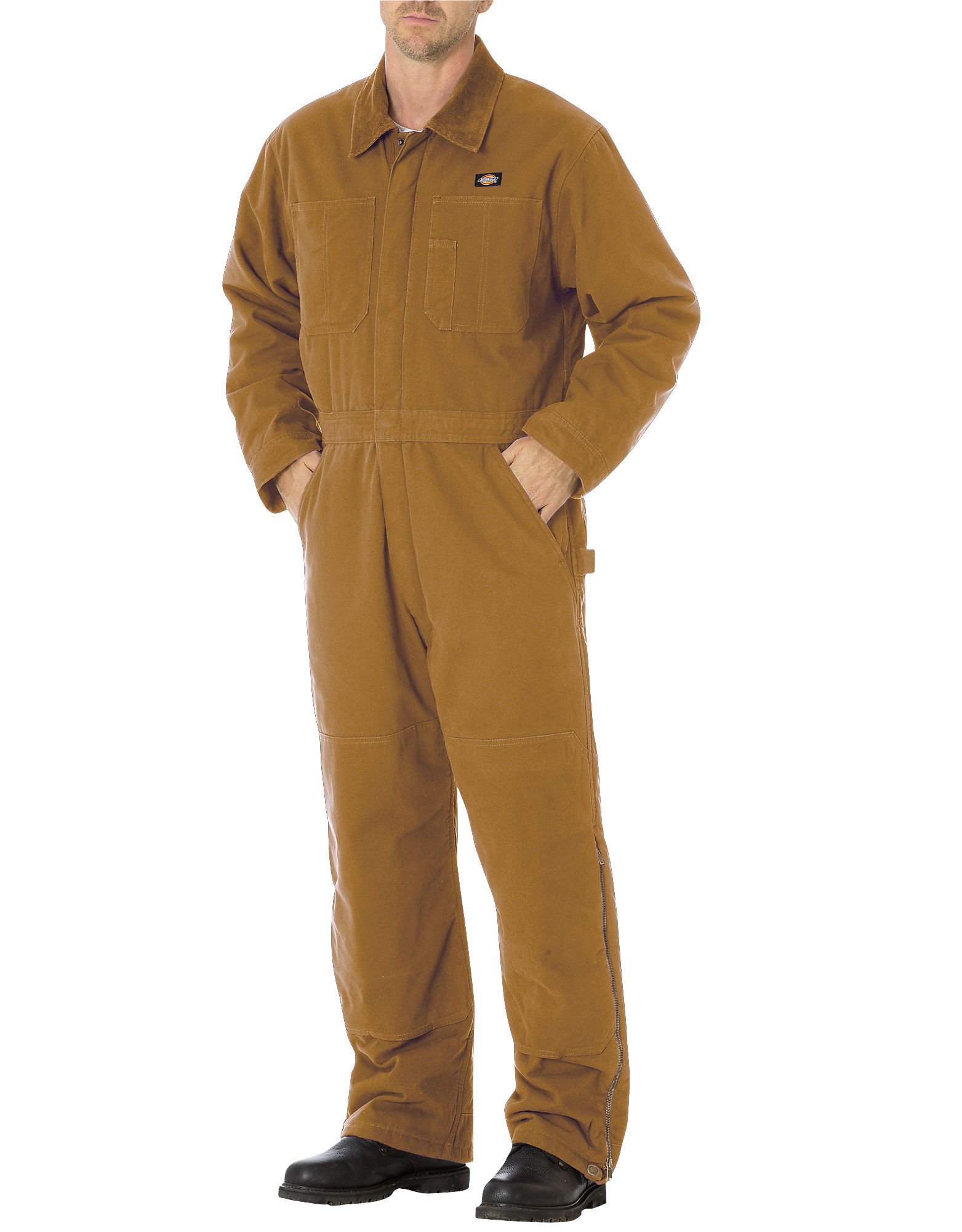 Dickies Mens Sanded Duck Insulated Coverall