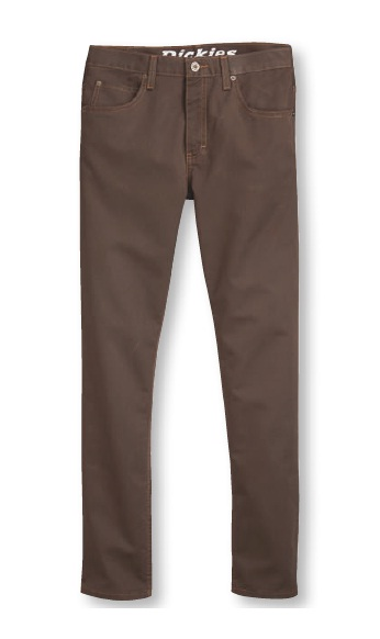 bedaf6966e8 Add to My Lists. Dickies Mens Flex fabric Slim Fit 5 Pocket Pant