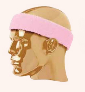 Frazier Sports Absorbent Terry Headband