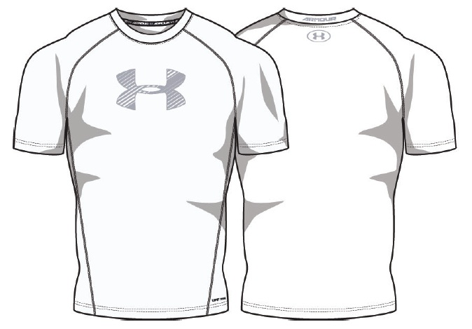 790ab50b4 Add to My Lists. Under Armour Youth HeatGear Shortsleeve Compression Shirt