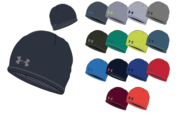 c84d5f9e703 Add to My Lists. Under Armour Mens Infrared Elements Storm Beanie 2.0