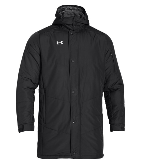 Under Armour Mens Infrared Elevate Jacket - Black - Size XL