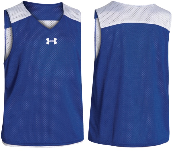 Under Armour Mens Ripshot Basketball Jersey