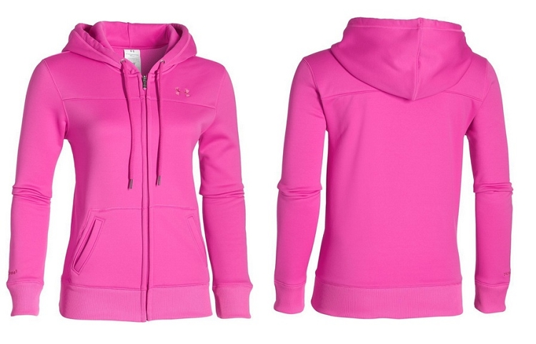 Add to My Lists. Under Armour Womens Storm Armour Fleece Full Zip Hoodie c94eaa6c36