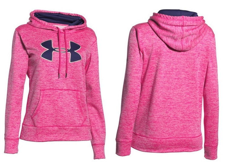e3cf1b87d814 Add to My Lists. Under Armour Womens Storm Armour Fleece Big Logo Twist  Hoodie