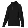 Alleson Youth GameDay Tonal Block Quarter Zip