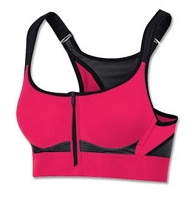 Asics 2016 Womens Lock Zip Bra Running Top