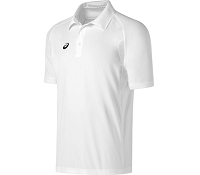Asics 2016 Mens Resolution Polo Tennis Top