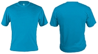 Badger Sport Ladies Performance C2 Tee