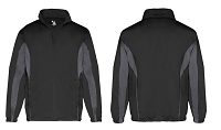 Badger Sports Youth Drive Brushed Tricot Jacket