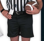 Dalco Football Officials Shorts Black - Size Large