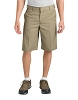 Dickies Boys Classic Fit Young Adult Sized Flat Front Short