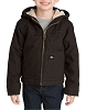 Dickies Boys Preschool Sherpa Lined Duck Jacket