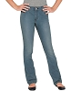 Dickies Girls Slim Fit Strech Bootcut Denim Jeans