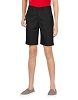 Dickies Juniors Schoolwear Slim Fit Flat Front Shorts