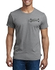 Dickies Mens Slim Fit Skateboard Graphic T-Shirt