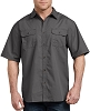 Dickies Mens Icon Relaxed Fit Ripstop Shirt