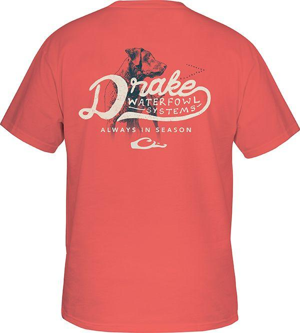 Drake Youth Southern Collection In-Season T S/S