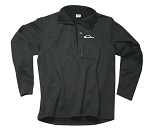 Drake MST Guide Zip Top - Black - Size L
