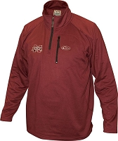 Drake Mississippi State BreathLite Quarter ZIp