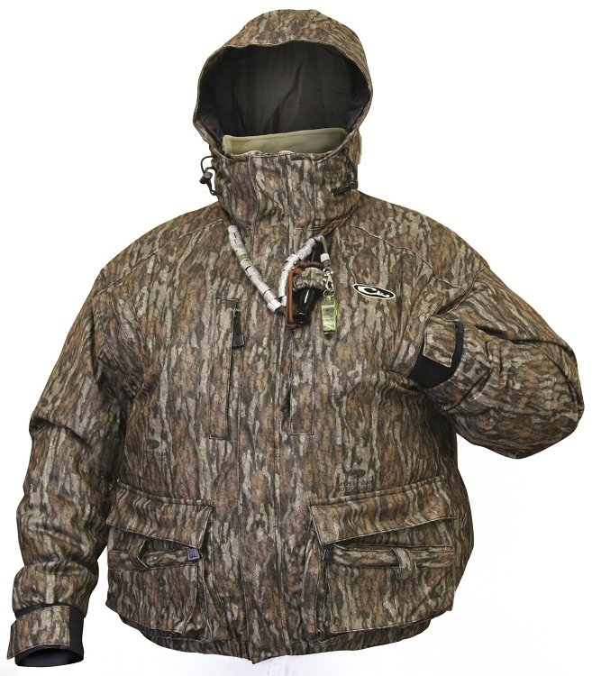 Drake Youth Strata Systems Coat