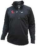 Drake Ole Miss BreathLite Quarter Zip